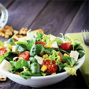 salade L'atelier Papilles