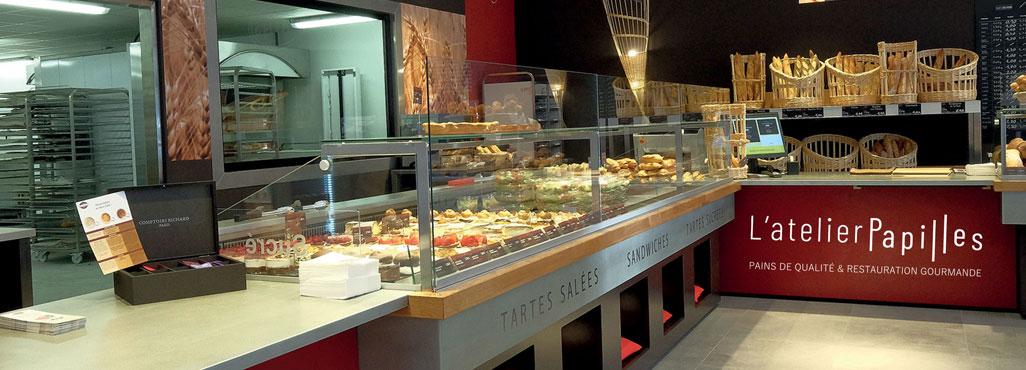 boulangerie L'atelier Papilles