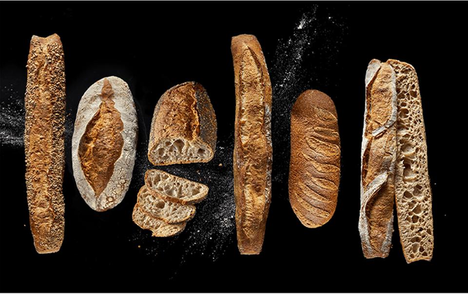 nos pains L'atelier Papilles
