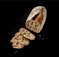 pain de campagne L'atelier Papilles