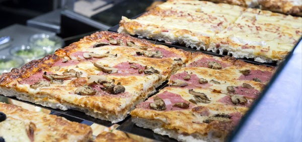 pizza L'atelier Papilles