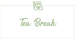 Nos Formules Tea Break